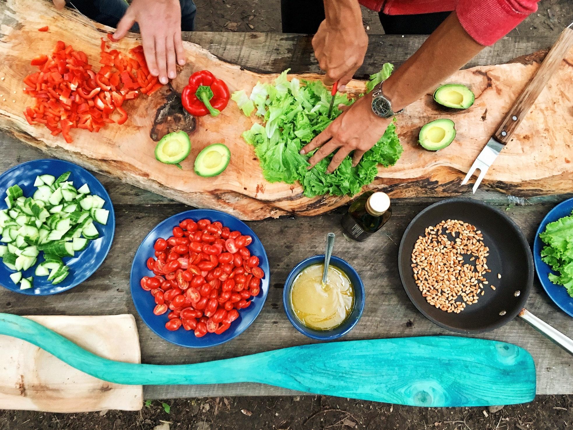 Tips that Make Meal Prep Easy